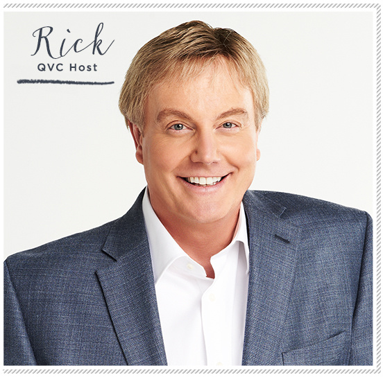 Rick. QVC Host