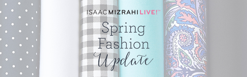 Spring Fashion Update