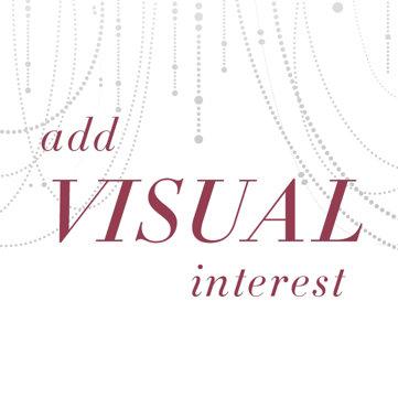 Add Visual Interest