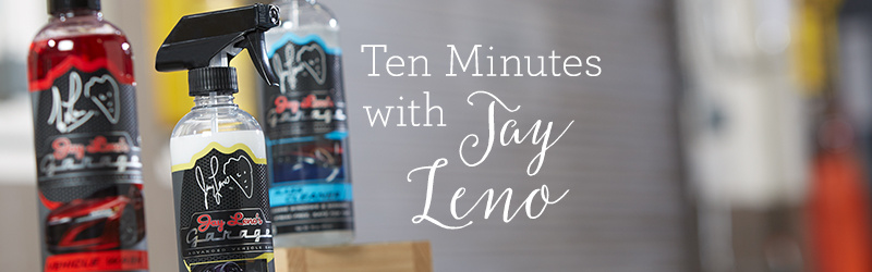Ten Minutes with Jay Leno