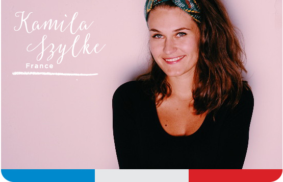 Kamila Szylke. France