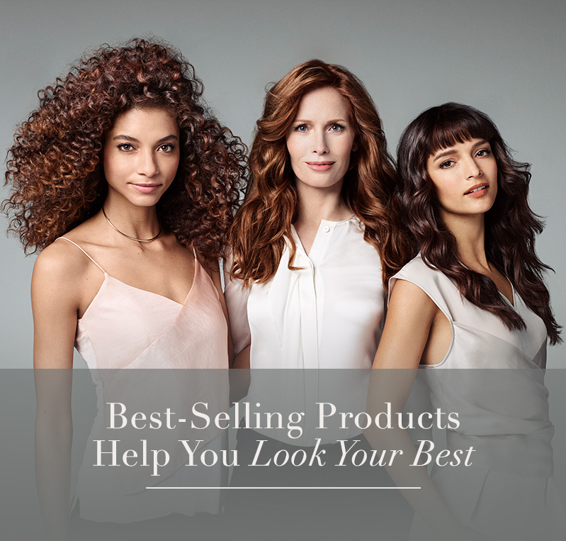 Best-Selling Products Help You Look Your Best