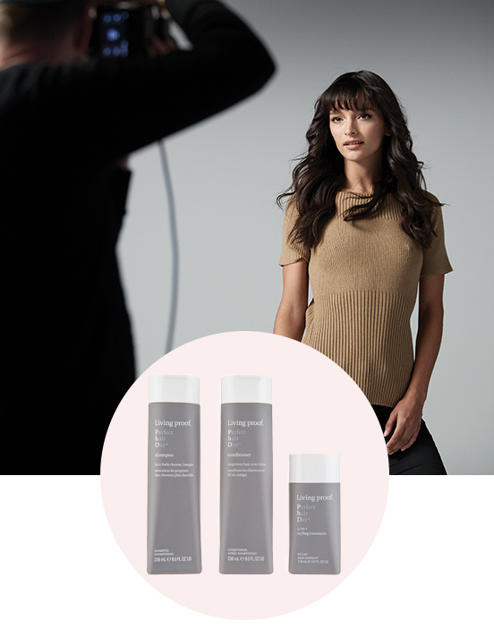 Perfect Hair Day Cleanse and Condition Kit. Shop Now