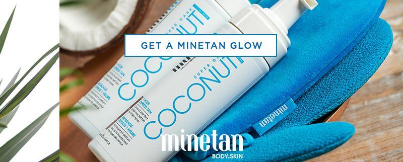 Get A MineTan Glow