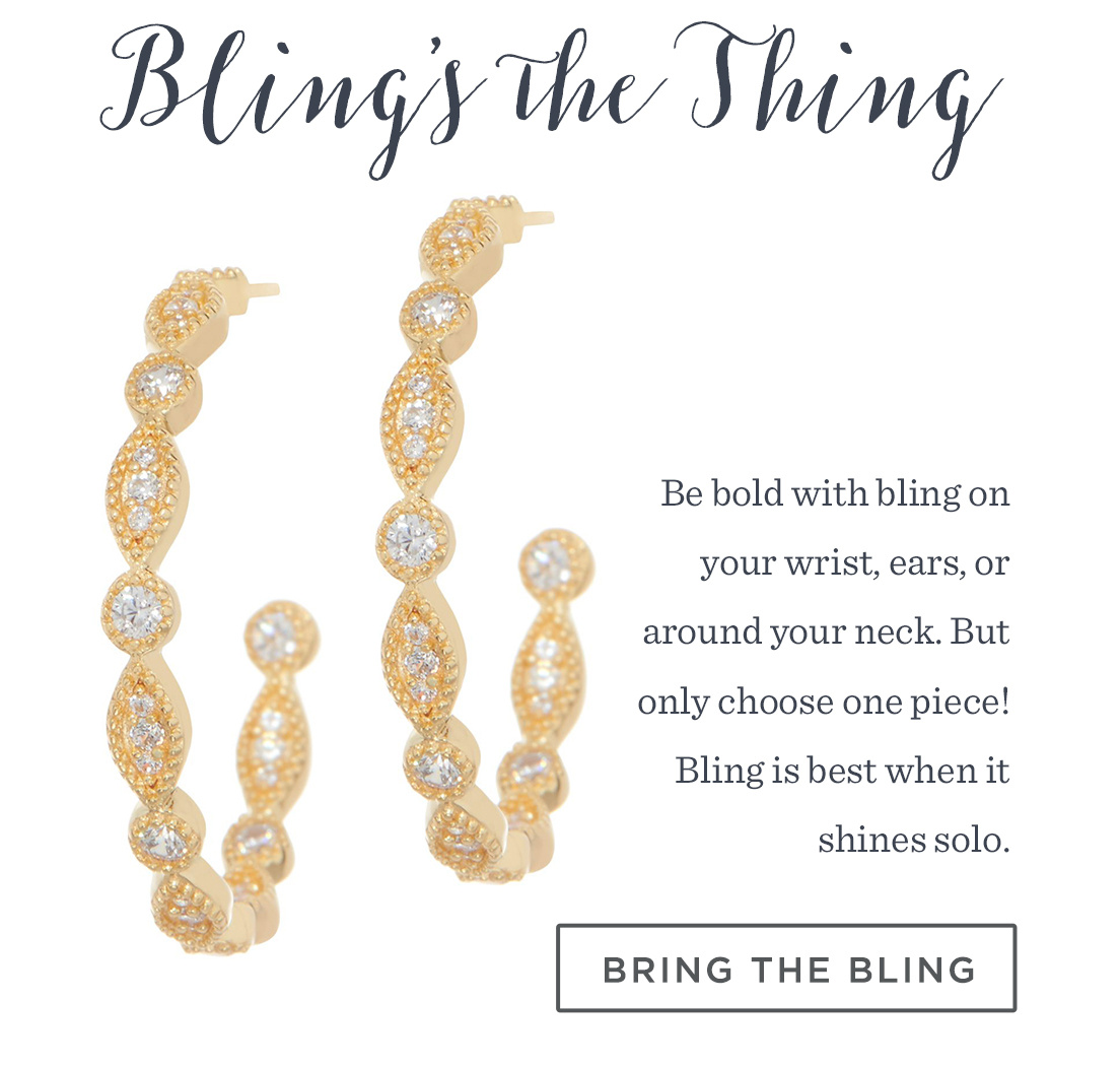 Bling's the Thing