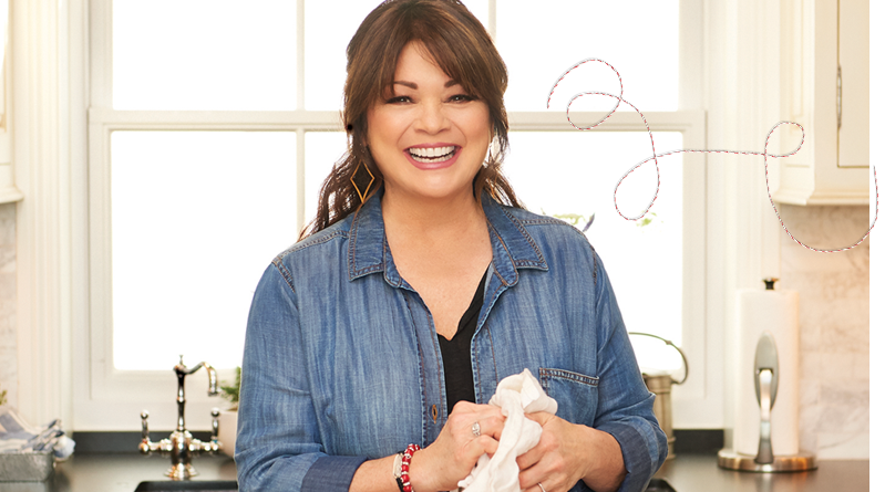 Valerie Bertinelli Shares Her Special Twist on Food & Wine