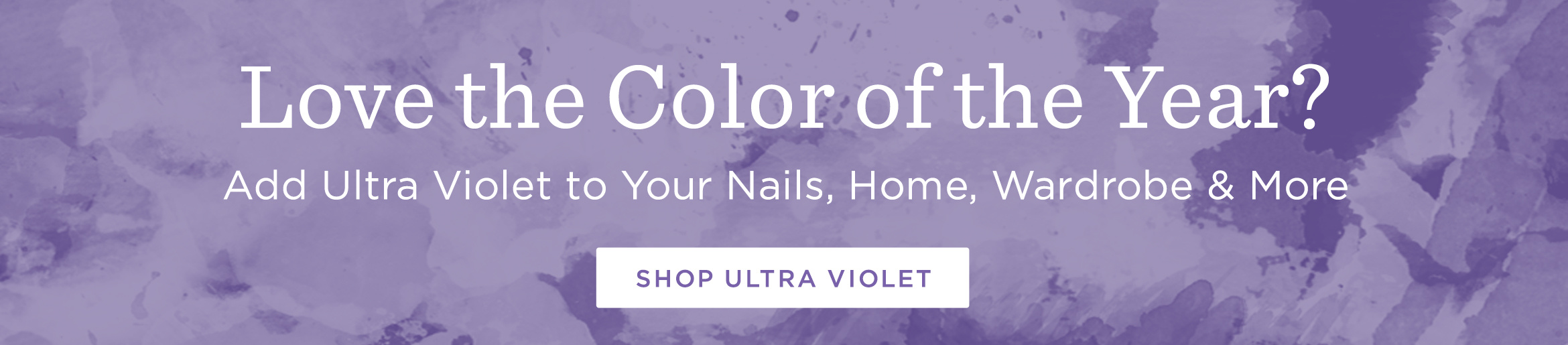 Love the Color of the Year?