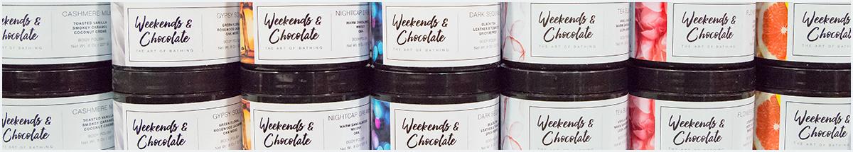 Weekends & Chocolate