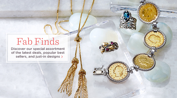 Fresh Jewelry Finds