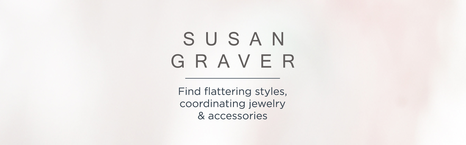 Susan Graver Fashion, Find flattering styles, and coordinating jewelry & accessories