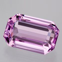 kunzite and pink sapphire statement ring 15 75 cttw 14k gold qvc com