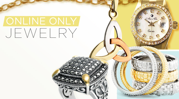 Jewelry Brands Not Seen on Air
