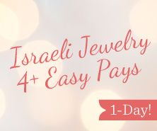 1-Day Israeli Jewelry Offer