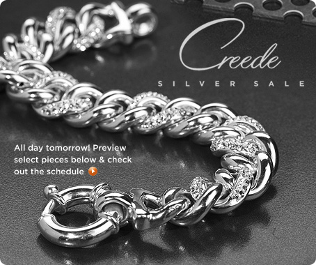 Creede Silver Sale Preview — Jewelry — QVC