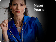 Mabe Pearls