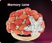 Kenneth Jay Lane Neptune Ring