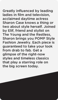 POMP Style Fashion Jewelry