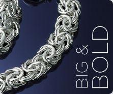 Sterling Necklace or Bracelet