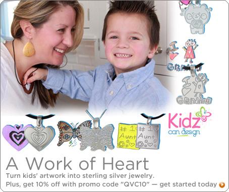 Custom Jewelry from KidzCanDesign.com