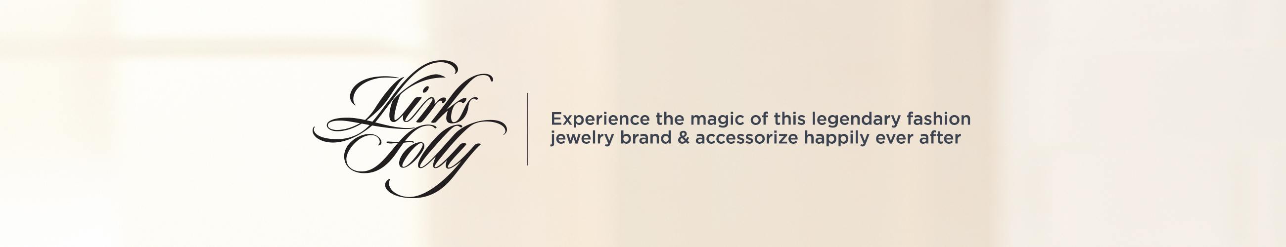 Kirks Folly. Experience the magic of this legendary fashion jewelry brand & accessorize happily ever after
