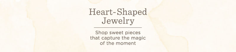 Heart-Shaped Jewelry Shop sweet pieces that capture the magic of the moment