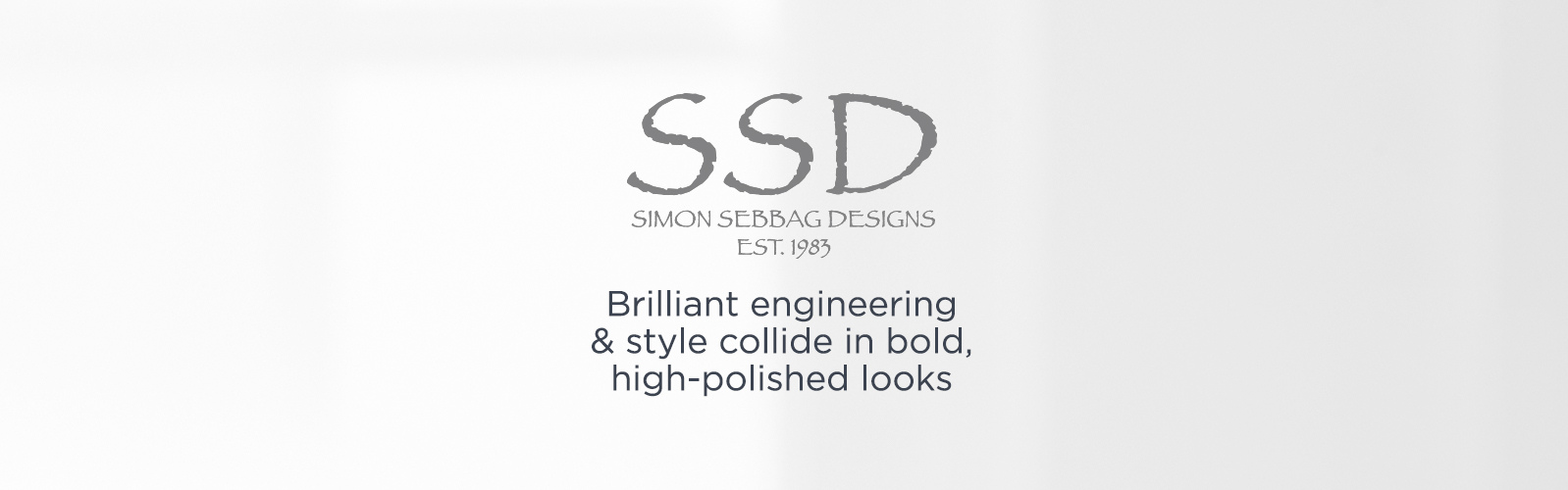 Simon Sebbag Jewelry Designs.  Brilliant engineering & style collide in bold, high-polished looks