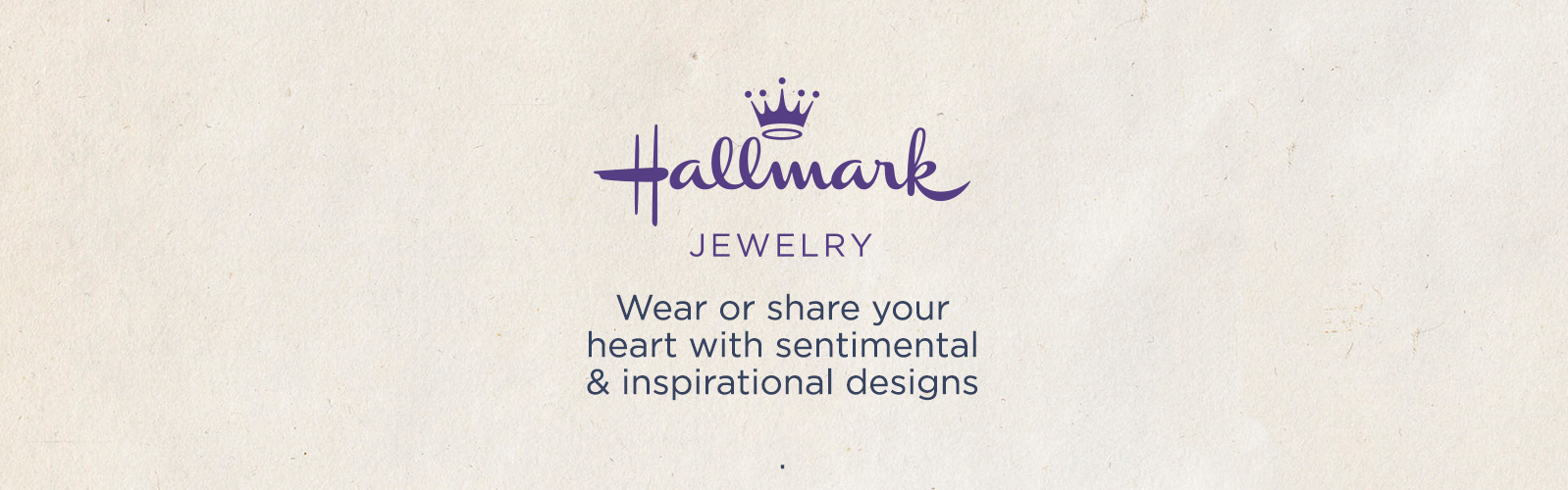 Hallmark Jewelry, Wear or share your heart with sentimental & inspirational designs