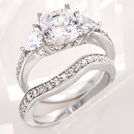 Clearance Diamond Wedding Rings