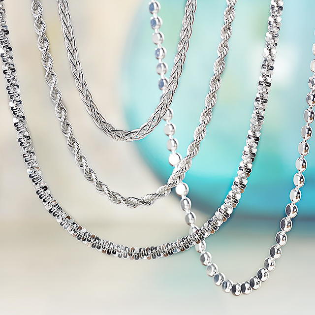 Necklaces & Chains — Jewelry — QVC