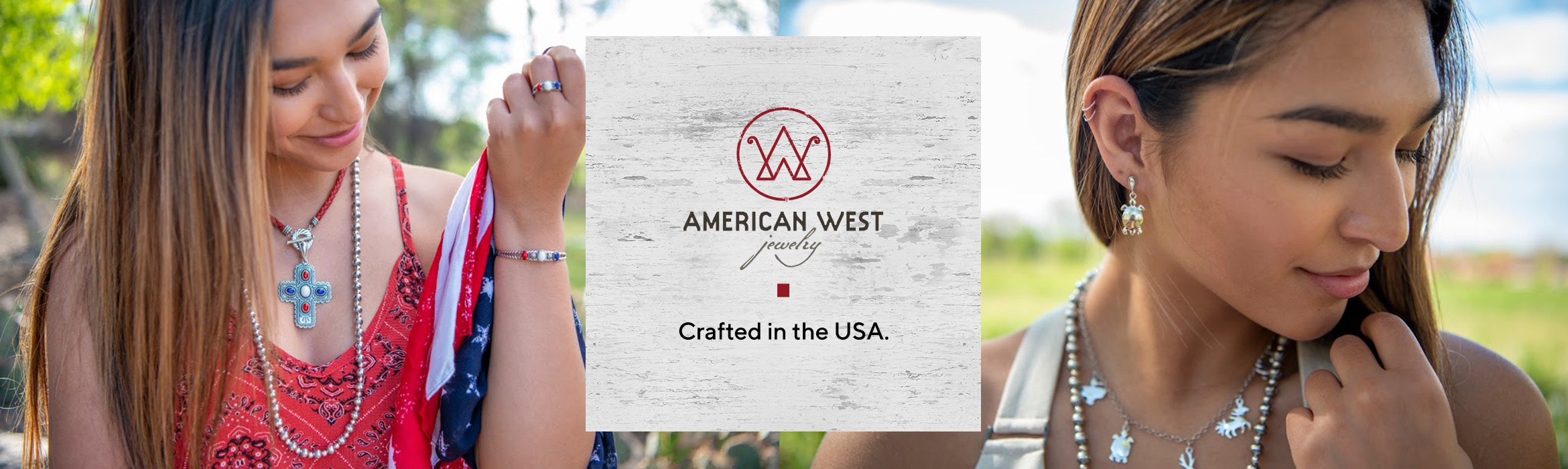 Crafted in the USA.
