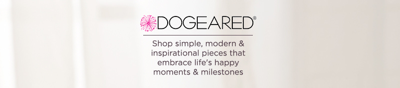 Dogeared  Shop simple, modern & inspirational pieces that embrace life's happy moments & milestones