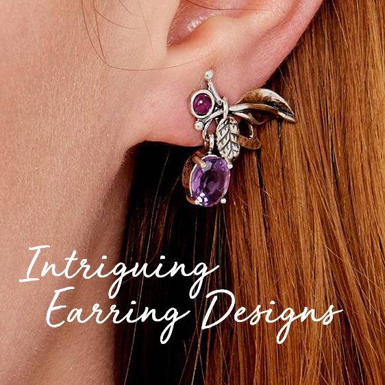 Intriguing Earring Designs