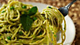 Spring Pesto with Peas and Mint