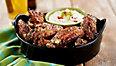 Bacon-Ranch Chicken Wings