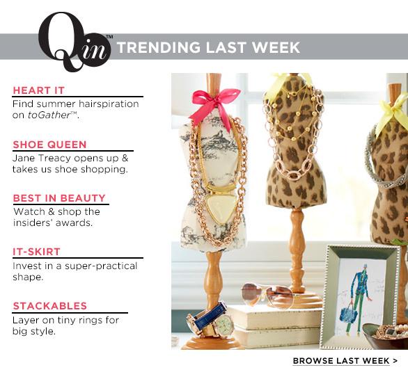 Q In Trending Last Week