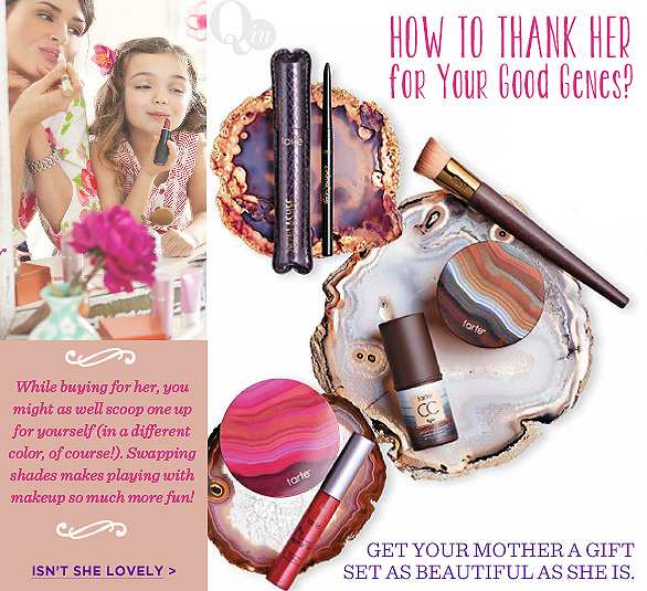 Beauty for Mom