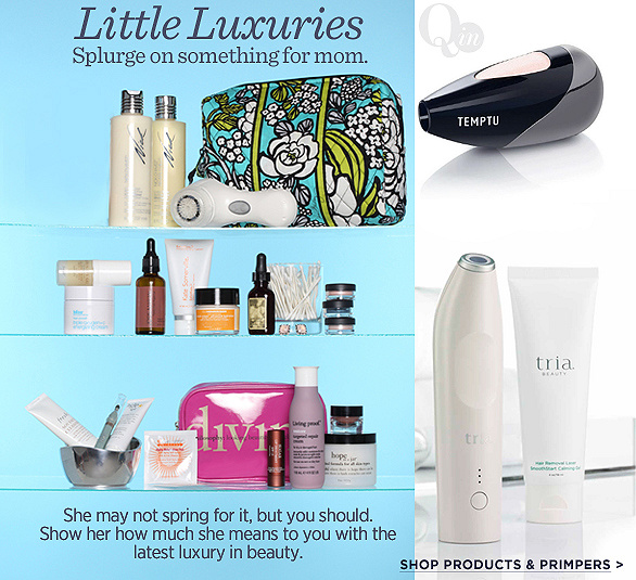 Little Luxuries for Mom