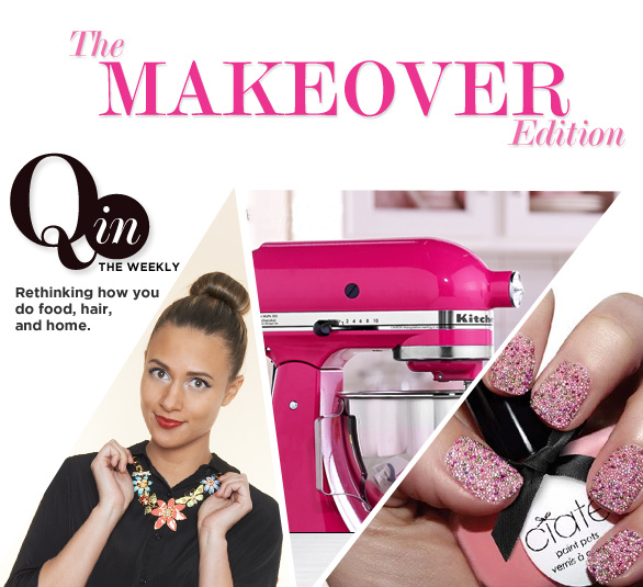 Q inWeekly Magazine THE MAKEOVER EDITION