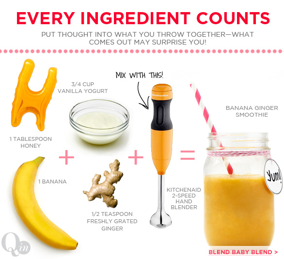 Every Ingredient Counts