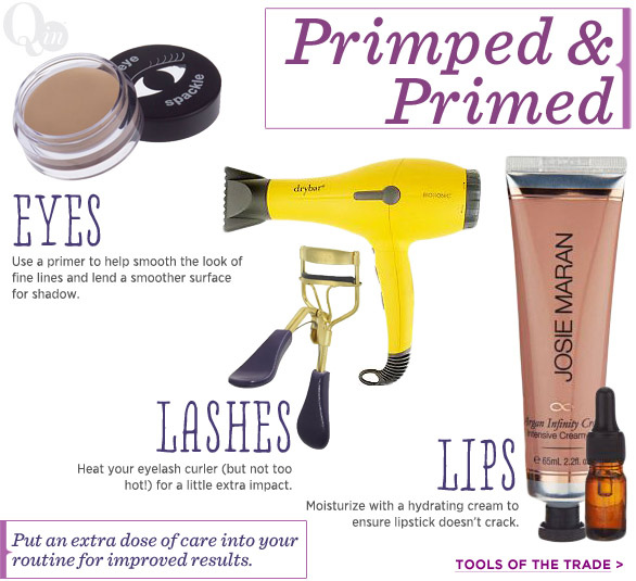 Primped & Primed