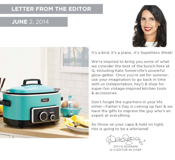 Letter from the Editor