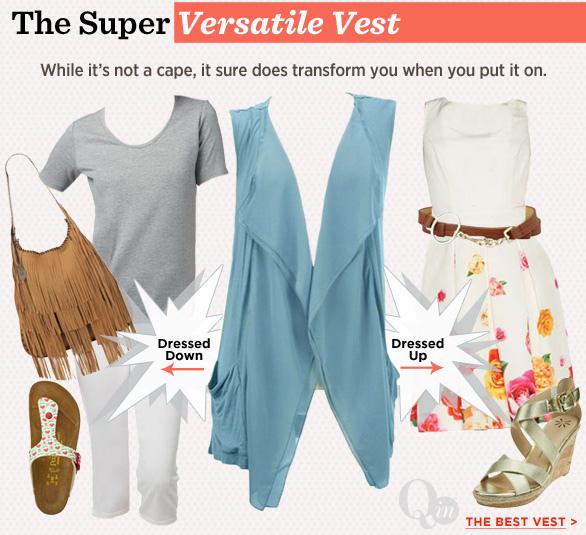The Super Versatile Vest