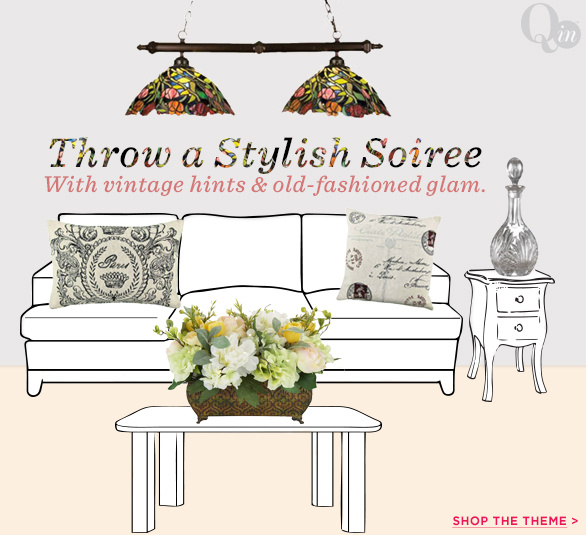 Throw a Stylish Soiree