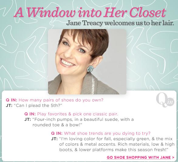 A Window into Her Closet