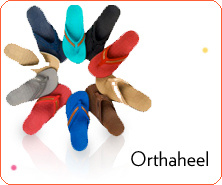 Orthaheel Footwear