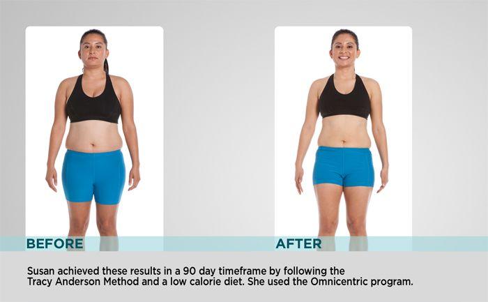 Tracy Anderson Method Metamorphosis Months 1 4 Body