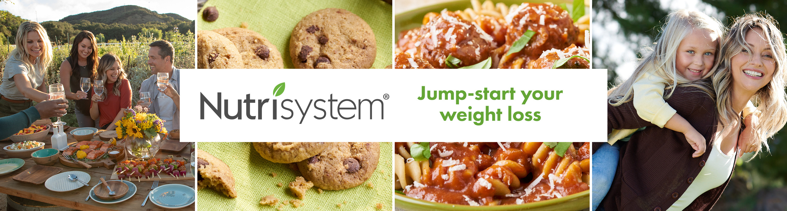 Nutrisystem® - Jump-start your weight loss