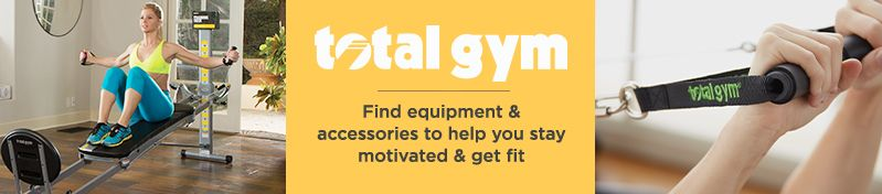 Total gym u health fitness u qvc