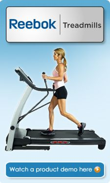 Reebok Treadmills - Alt Text Here