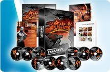 Crazy Insanity 10 DVD Workout
